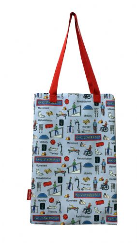 Selina-Jayne Physiotherapist Limited Edition Designer Tote Bag